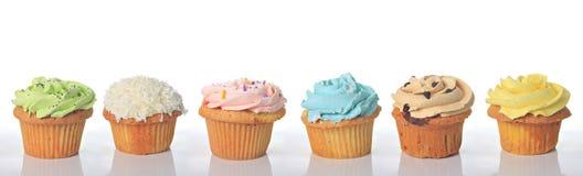 Geburtstagkleine kuchen stockfotografie