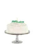 Geburtstagkuchen. Stockbild