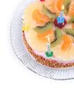 Geburtstagkuchen Stockfotografie