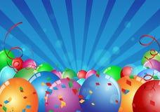 Geburtstags-Feier Stockfotos