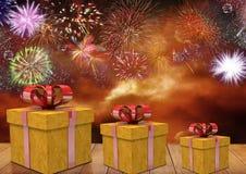 Geburtstags-Feier Lizenzfreies Stockfoto