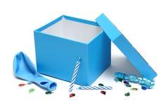 Geburtstags-Geschenk Stockfoto
