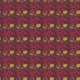 Geburtstags-Muster Stockbild