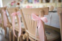 Geburtstags- oder Babypartydekordatumskasten Stockbilder