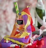 Geburtstagsfeier Lizenzfreies Stockfoto