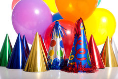 Geburtstagsfeier Lizenzfreie Stockfotografie