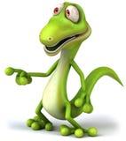 Gecko illustration libre de droits