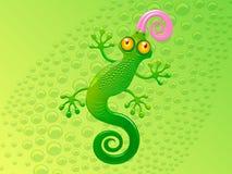 Gecko Foto de Stock