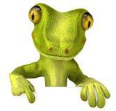 gecko illustration de vecteur