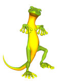 Gecko the rapper Stock Photo