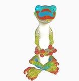 Gecko toon Royalty Free Stock Photos