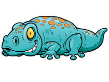 Gecko. Vector illustration of Gecko cartoon stock illustration