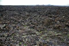 Gecondenseerde vulkanische uitbarstingen royalty-vrije stock afbeelding