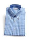 Gecontroleerd Overhemd Stock Afbeelding