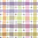 Gecontroleerd patroon vector illustratie