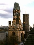 Gedächtniskirche, Βερολίνο, Γερμανία Στοκ Εικόνες