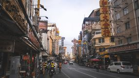 Gedächtnis Chinatowns Oldtown Stockfoto