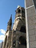 Gedächtniskirche Berlin Royaltyfri Bild