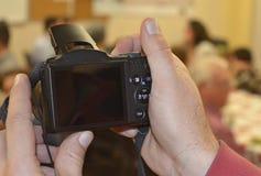 Gedächtnisse ein Bild von einem Bild machen Lizenzfreie Stockfotografie