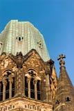ged berlin chtniskirche Arkivbilder