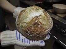 Gedaan brood ` s stock afbeelding