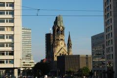 Gedachtniskirche, Berlin Zdjęcia Stock
