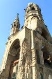 Gedachtniskirche in Berlin Lizenzfreies Stockbild