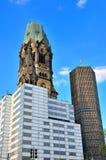 Gedachtniskirche em Berlim Fotografia de Stock