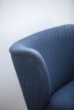 Comfortabele retro stoel Royalty-vrije Stock Foto