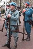 Gedenken der König Charles I Ausführung lizenzfreie stockfotografie
