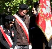 Gedenken der Opfer von Totalitarism Lizenzfreies Stockbild