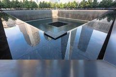 Gedenkteken 9 11 2001 Royalty-vrije Stock Afbeeldingen