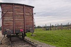 Gedenkteken aan hen die in Auschwitz stierven Royalty-vrije Stock Afbeelding