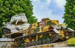 Gedenkteken in Geheugen van de Tankslag royalty-vrije stock foto's
