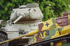 Gedenkteken in Geheugen van de Tankslag royalty-vrije stock foto