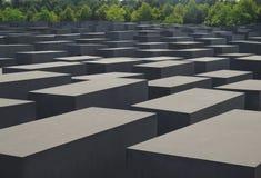 Gedenkteken van Joodse slachtoffers van Nazisme stock afbeeldingen