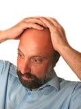 Gedeprimeerde mensen Stock Foto