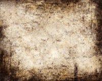 Gedetailleerd grunge textuurmalplaatje. Royalty-vrije Stock Afbeelding