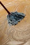 Gedetailleerd huishoudelijk werk stock foto's