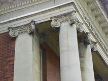 Gedetailleerde Pijlers Royalty-vrije Stock Foto's