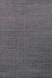 Gedetailleerde textuur van donkere denimdoek Royalty-vrije Stock Fotografie