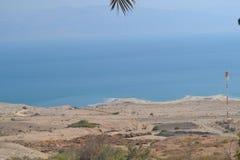 Gedi de Ein - Mar Morto foto de stock royalty free