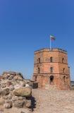 Gediminas tower Royalty Free Stock Photo