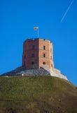Gediminas Turm Stockfotos