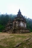 Gedong Songo Temple Royalty Free Stock Photo