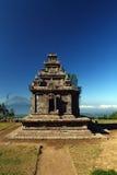 Gedongsongo Świątynia Fotografia Stock