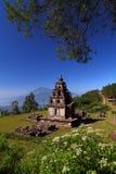 Gedongsongo Szósty Świątynia Obrazy Stock