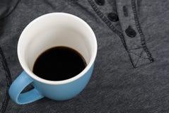 Gedronken niet genoeg koffie royalty-vrije stock fotografie