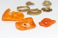 Gedroogd fruit Stock Afbeeldingen