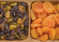 Gedroogd fruit Royalty-vrije Stock Afbeelding